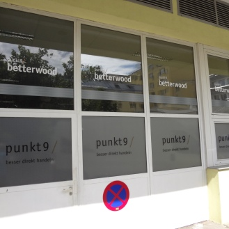 Folierung Fenster